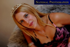 Boudoir Photo shoot by National Photographer